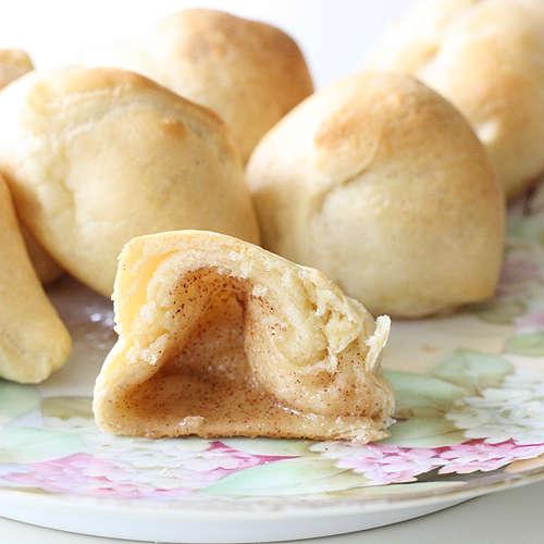 Buttery Marshmallow Bites