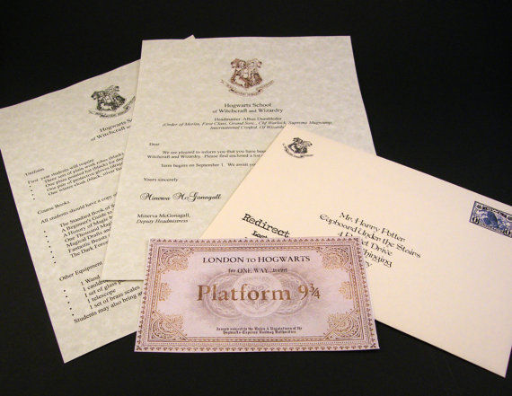 Wizardly Acceptance Letters