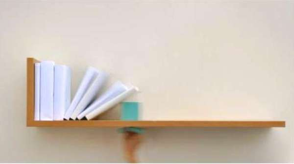 Adjustable Bookends