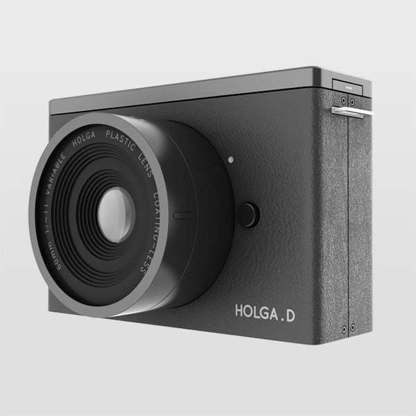 Toy-Inspired Digi Cams