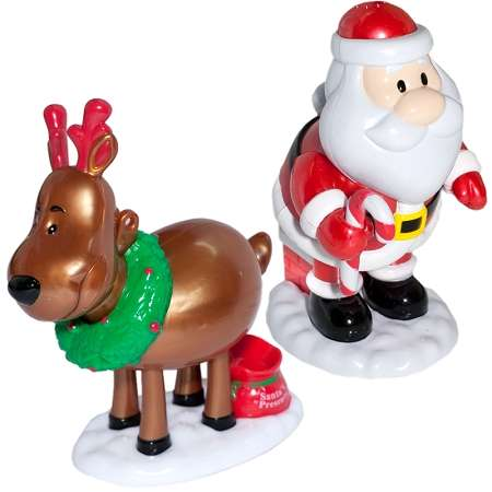 holiday candy dispensers