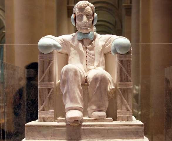 Gingerbread Presidential Memorials