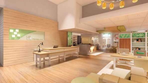 Modern Luxurious Lobbies