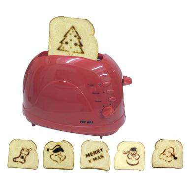 Holiday Toast Brander