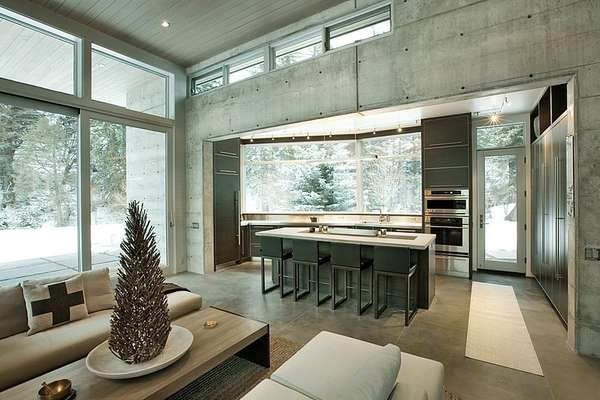 Cozy Concrete Holiday Retreats