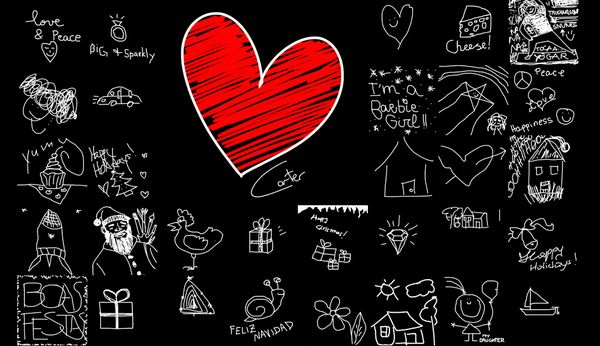 Philanthropic Virtual Drawing Walls