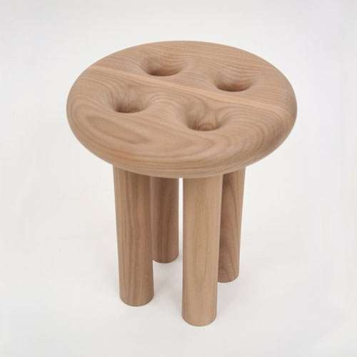 hollow leg stool