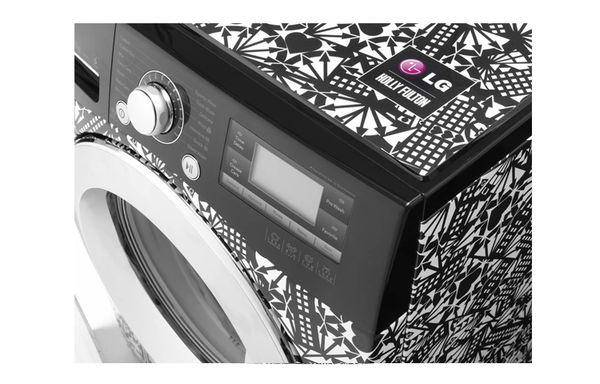 Patterned Laundry Appliances
