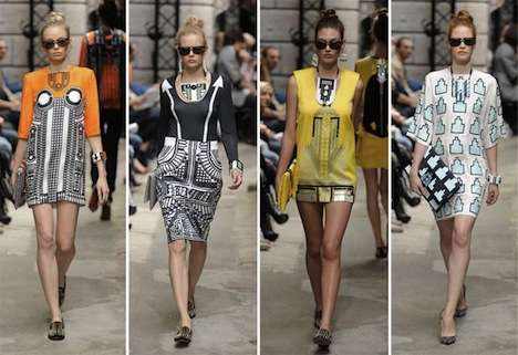 Holly Fulton Spring/Summer 2010