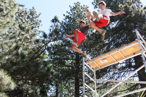 Daredevlish Stunt Camps