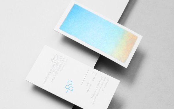 Chilly Holographic Branding