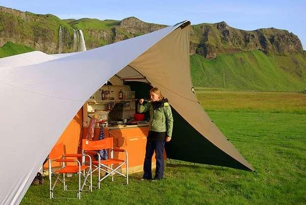 Multipurpose Luxury Shelters