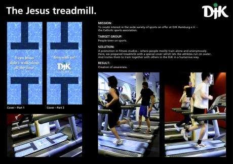 Religious Gyms