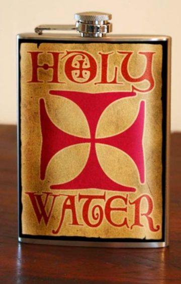 Religious Drinking Flasks