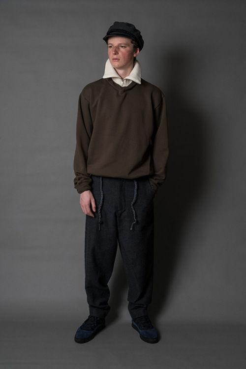 Unconventionally Layered Streetwear