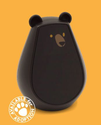 Bear-Shaped Home Automation Bots