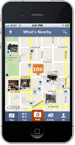 Urban Home Buying Apps