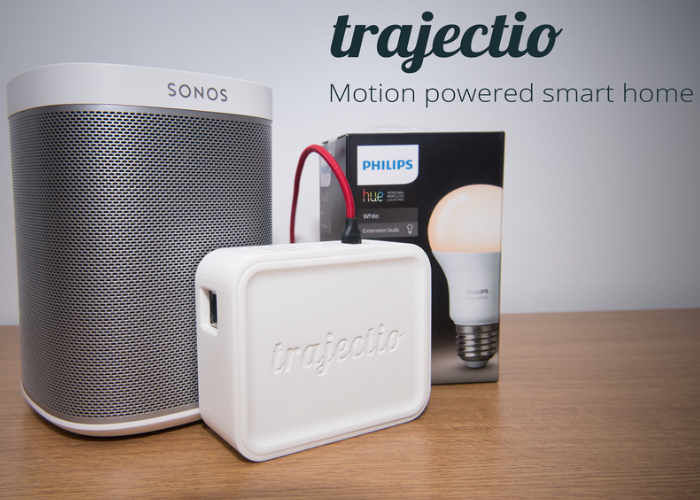 Motion-Detecting Home Controllers