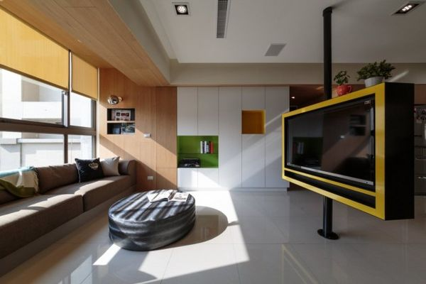 Color-Accented Abodes