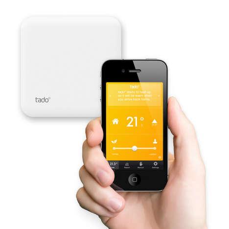 Cellular Heating Controls