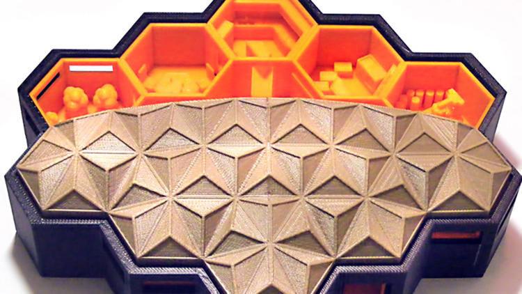 Honeycomb Housing Concepts