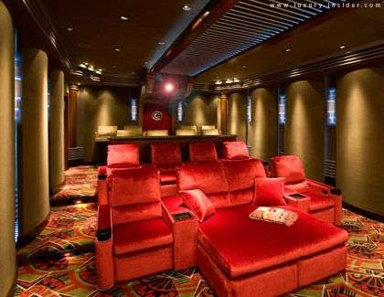 hyper techno home theaters first impressions architecture of fantasy. Black Bedroom Furniture Sets. Home Design Ideas