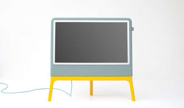Retroized Television Sets