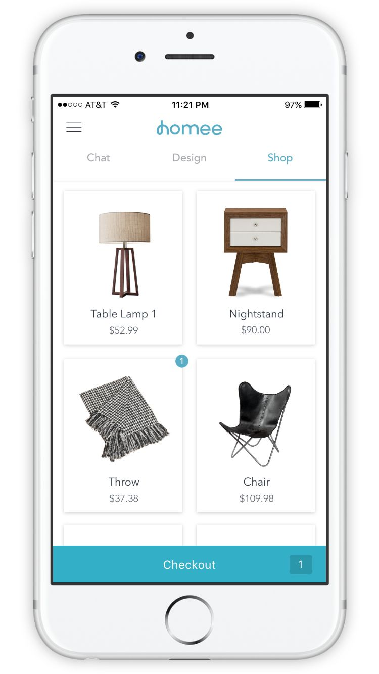Personalized Interior Design Apps