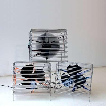 Homemade Fans