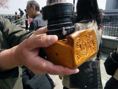 Wicked Wooden Cameras