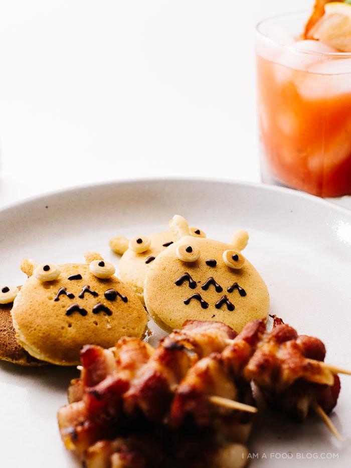 Anime Animal Breakfasts