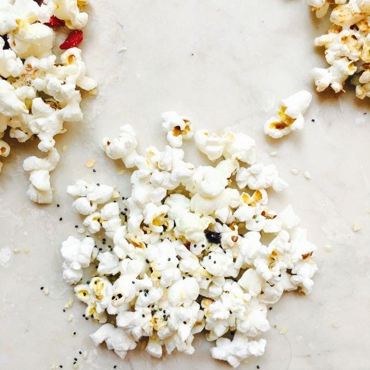 Bagel-Flavored Popcorn