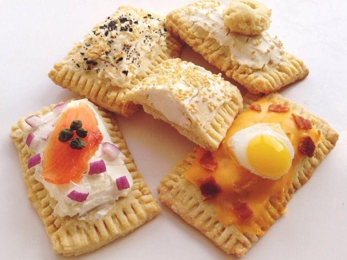 Savory Breakfast Pastries