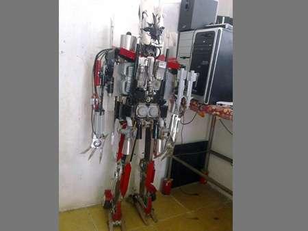 Jet-Transforming Robots