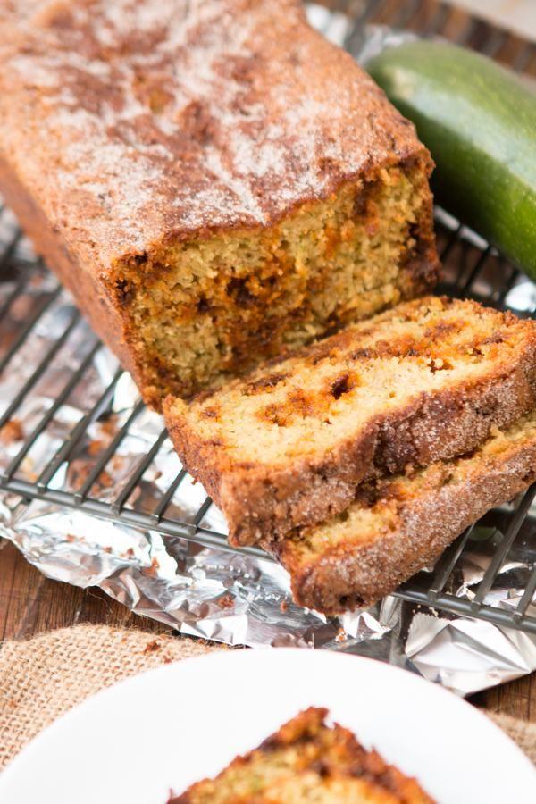 Cinnamon Veggie Loafs