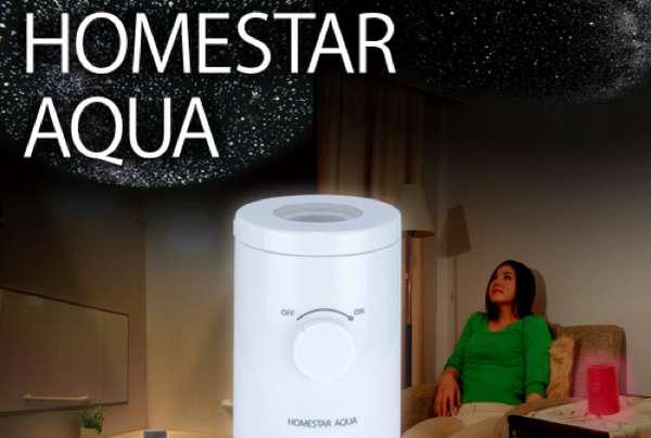 Starry Ceiling Projections Homestar Aqua