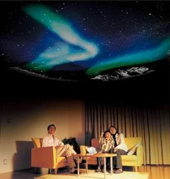Home Ceiling Planetariums