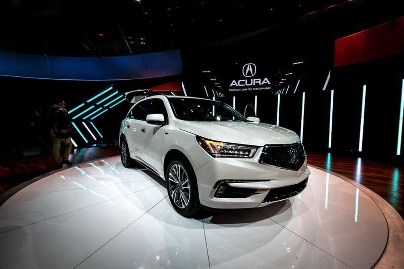 Sport-Focused Hybrid Cars