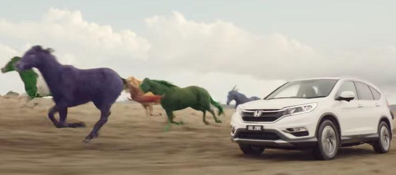 dream encouraging auto ads honda cr  commercial