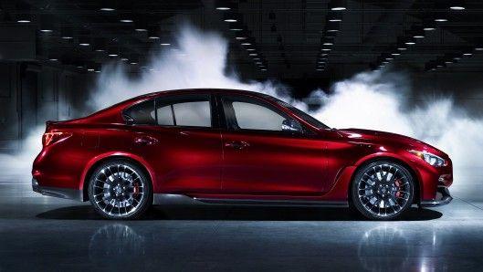 Luxury Sports Sedan Concepts