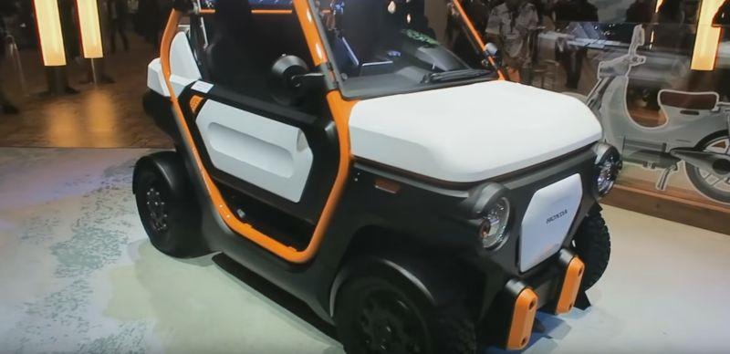 Mobile Battery Cars
