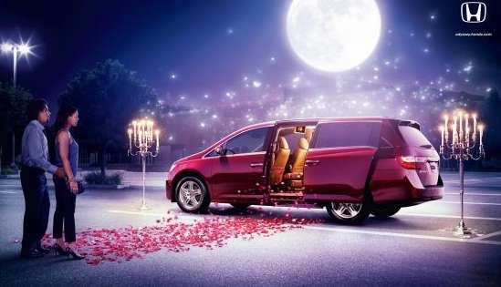 Adaptable Automobile Ads