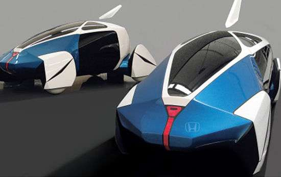 iPhone-Inspired Cars