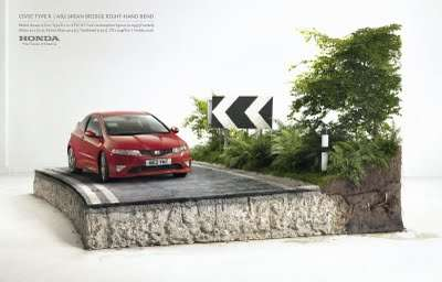 Cars That Reconstruct Roads