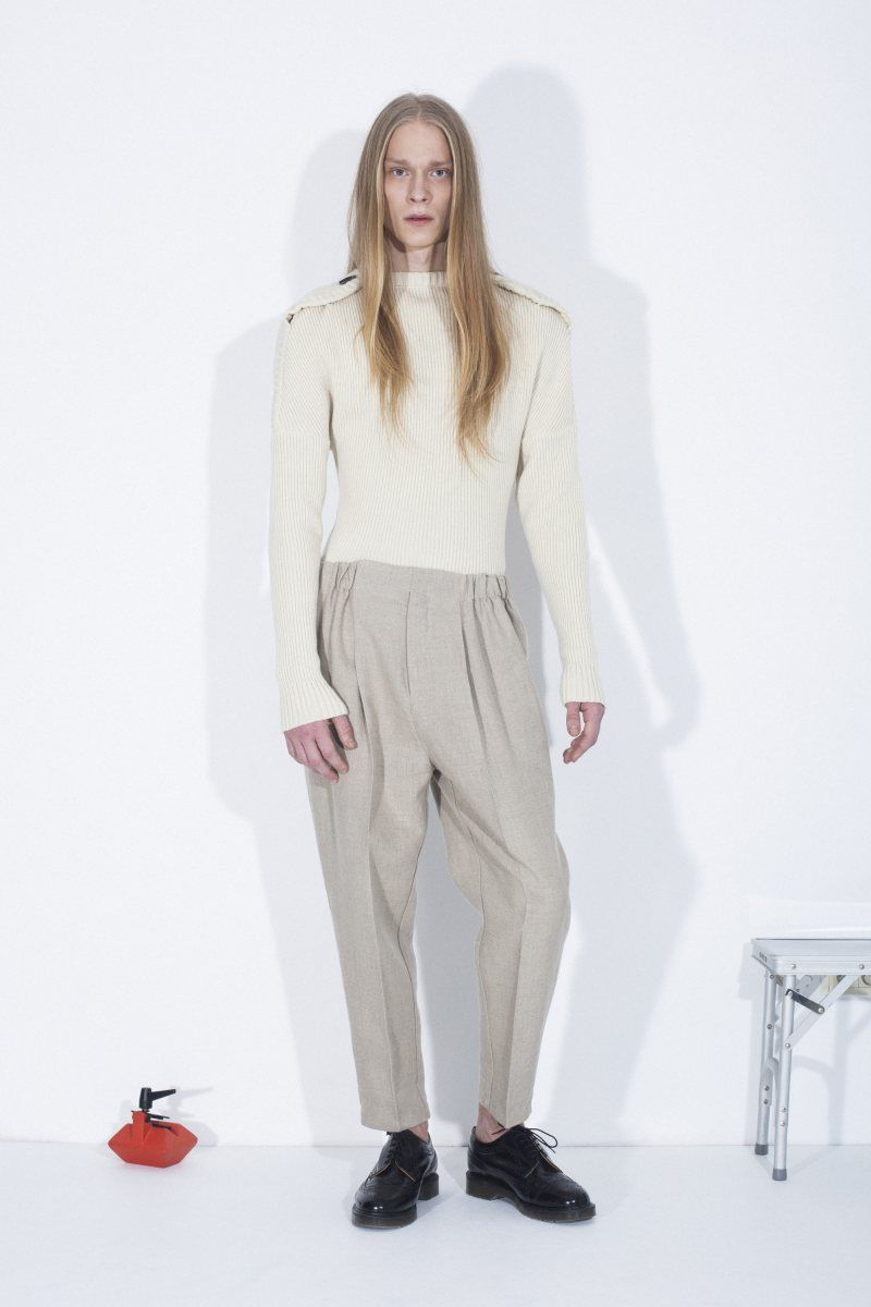 Androgynously Suited Shoots