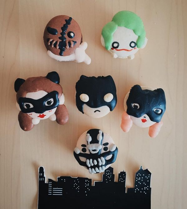 Adorable Character Cookies