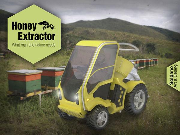 Automotive Honey Collectors