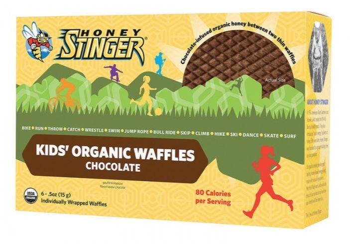 Energizing Organic Waffles