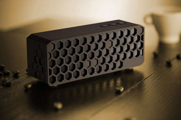 Honeycomb Bluetooth Speaker