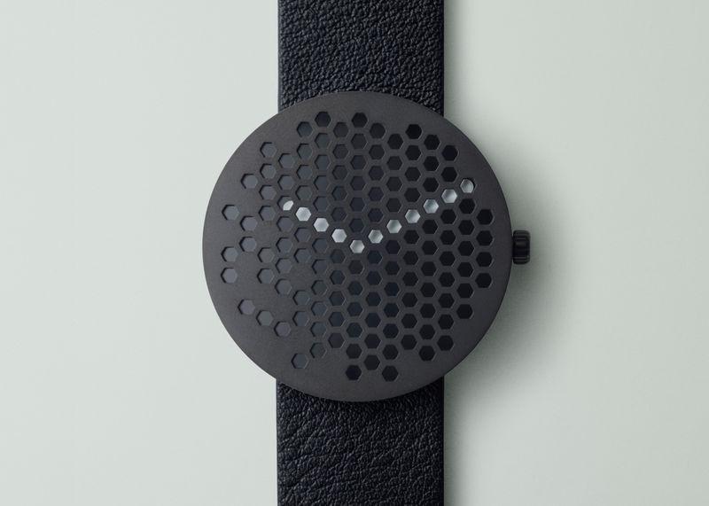 Hexagonal Watch Designs